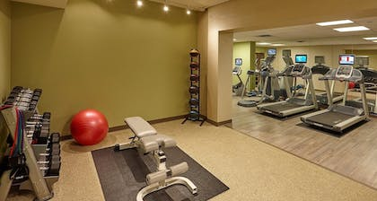 Fitness Facility | Best Western Plus The Normandy Inn & Suites
