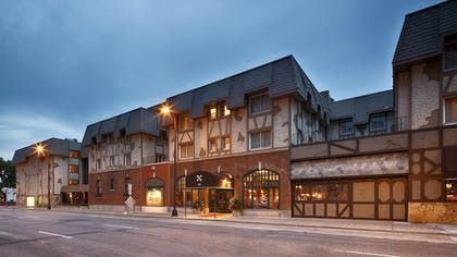 Hotel Front | Best Western Plus The Normandy Inn & Suites