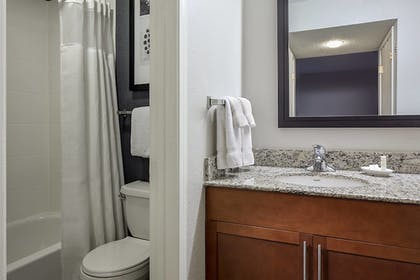 Guestroom | Residence Inn by Marriott Dallas Las Colinas