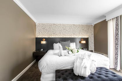 Guestroom   The Burgundy Hotel, Tapestry Collection by Hilton
