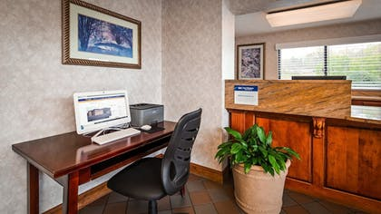Business Center | Best Western Bryson Inn