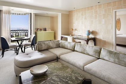 Living Room | London West Hollywood