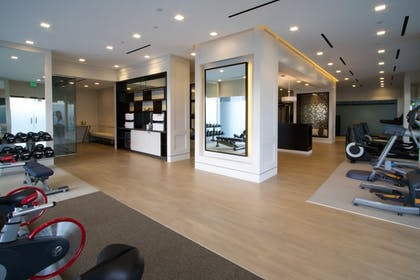 Fitness Facility | London West Hollywood