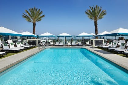 Rooftop Pool | London West Hollywood