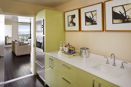 Private Kitchenette | London West Hollywood