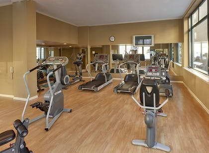 Fitness Facility |  | Hotel Blake, an Ascend Hotel Collection Member