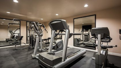 Fitness Facility | Best Western Bishop Lodge