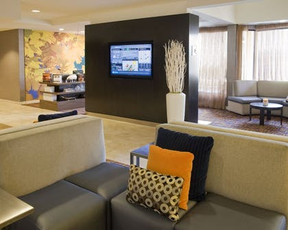 Reception | Courtyard by Marriott Seattle Bellevue/Redmond
