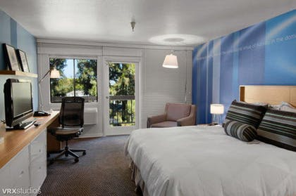 Guestroom | The Domain Hotel
