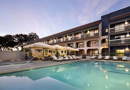 Pool | The Domain Hotel