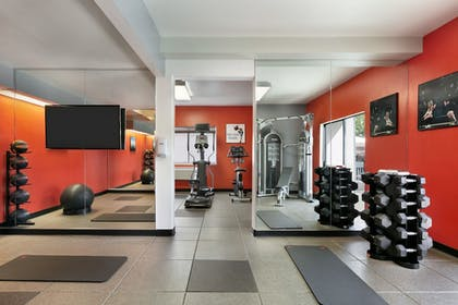 Fitness Facility | The Domain Hotel