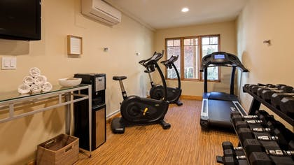 Fitness Facility | Best Western Plus Beach View Lodge