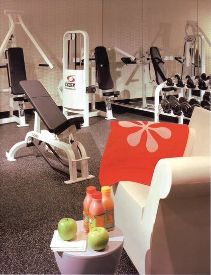 Fitness Facility | Westminster Hotel