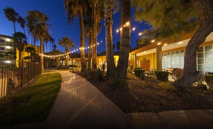 Property Grounds   Hotel Tucson City Center