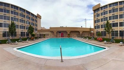 Outdoor Pool | DoubleTree by Hilton Hotel Denver - Stapleton North