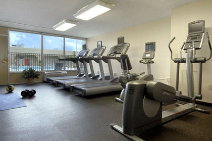 Fitness Facility | DoubleTree by Hilton Hotel Denver - Stapleton North