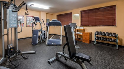 Fitness Facility | Best Western Bridgeview Hotel