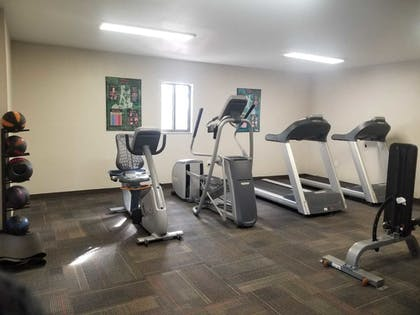Gym | Hotel South Tampa & Suites