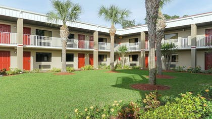 Courtyard | Hotel South Tampa & Suites