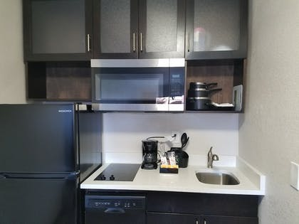 In-Room Kitchen | Hotel South Tampa & Suites