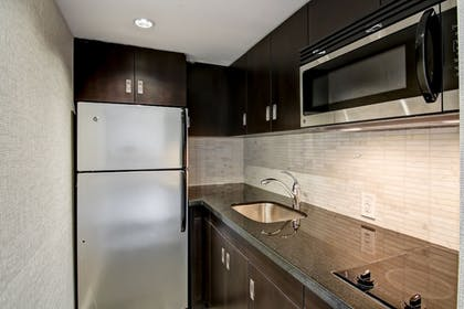 In-Room Kitchenette | DoubleTree by Hilton Hotel Toronto Downtown