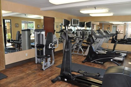 Fitness Facility | Oxford Suites Chico