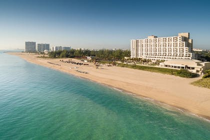 Featured Image | Fort Lauderdale Marriott Harbor Beach Resort & Spa