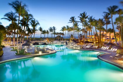 Sports Facility | Fort Lauderdale Marriott Harbor Beach Resort & Spa