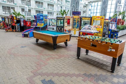 Game Room | Princess Royale Hotel & Conference Center