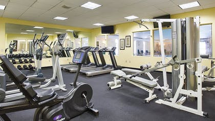 Fitness Facility | Best Western Plus Waterville Grand Hotel
