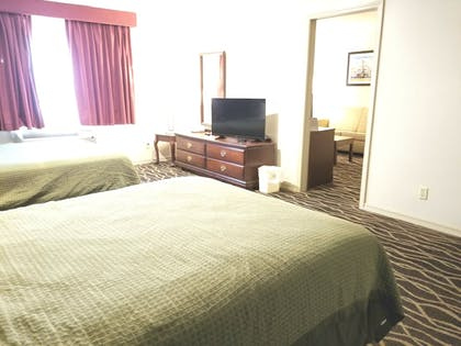Guestroom View | Days Inn and Suites by Wyndham Sikeston