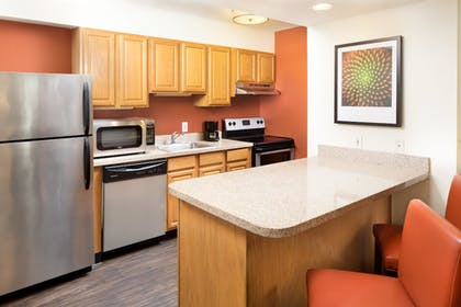 In-Room Kitchen | Residence Inn by Marriott Denver Downtown