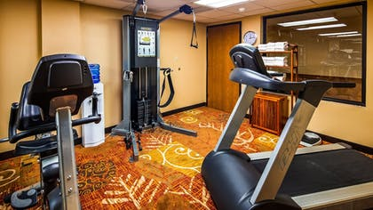 Fitness Facility | Best Western Music Capital Inn