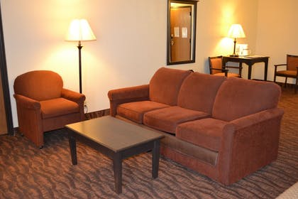 Living Area |  | Best Western Music Capital Inn