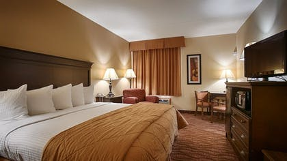Guestroom |  | Best Western Music Capital Inn