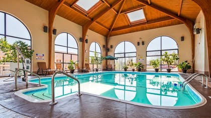 Indoor Pool | Best Western Music Capital Inn