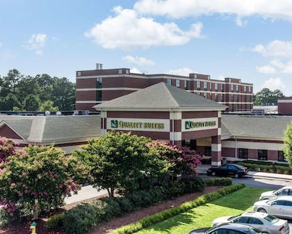 Featured Image | Quality Suites Lake Wright - Norfolk Airport