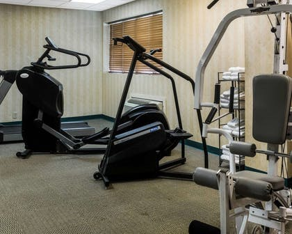 Fitness Facility | Quality Suites Lake Wright - Norfolk Airport