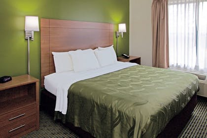 Room | Quality Suites Lake Wright - Norfolk Airport
