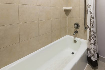 Bathroom | Residence Inn by Marriott Charlotte University Research Park