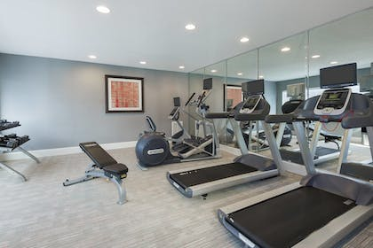 Fitness Facility | Residence Inn by Marriott Charlotte University Research Park