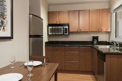 In-Room Kitchen | Residence Inn by Marriott Charlotte University Research Park