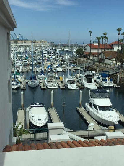 Guestroom View | DoubleTree by Hilton San Pedro - Port of Los Angeles