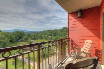 Guestroom View | Country Cascades Waterpark Resort