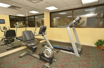 Fitness Facility | Country Cascades Waterpark Resort