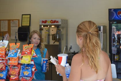 Snack Bar   Country Cascades Waterpark Resort