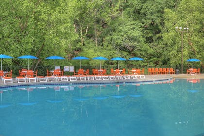 BBQ/Picnic Area   Country Cascades Waterpark Resort