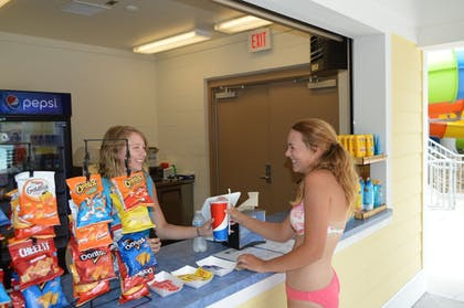 Snack Bar | Country Cascades Waterpark Resort