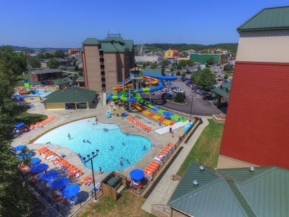 Property Grounds | Country Cascades Waterpark Resort