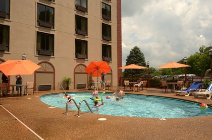 Outdoor Pool | Country Cascades Waterpark Resort